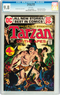 Bronze Age (1970-1979):Adventure, Tarzan #210 (DC, 1972) CGC NM/MT 9.8 White pages....