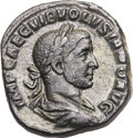 Ancients:Roman Imperial, Ancients: Volusian (AD 251-253). AE sestertius (20.51 gm). ...