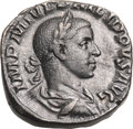 Ancients:Roman Imperial, Ancients: Philip II (AD 247-249). AE sestertius (18.74 gm). ...