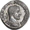 Ancients:Roman Imperial, Ancients: Philip I (AD 244-249). AE sestertius (20.30 gm). ...