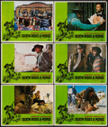 """Movie Posters:Western, Death Rides a Horse (United Artists, 1968). Lobby Cards (10) (11"""" X14""""). Western.. ... (Total: 10 Items)"""