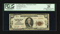 National Bank Notes:Pennsylvania, Erie, PA - $100 1929 Ty. 2 The NB & TC Ch. # 14219. ...
