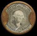 Encased Postage: , HB-157 EP-169 Reed-IH24 24¢ Irving House, Hunt & Nash Extremely Fine.. ...