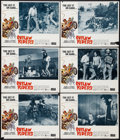 """Movie Posters:Exploitation, Outlaw Riders (Ace International, 1971). Lobby Cards (6) (11"""" X14""""). Exploitation.. ... (Total: 6 Items)"""