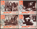"""Movie Posters:Exploitation, Run, Angel, Run! and Others Lot (Fanfare, 1969). Lobby Cards (10)(11"""" X 14""""). Exploitation.. ... (Total: 10 Items)"""