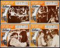 """Movie Posters:Exploitation, The Savage Seven (American International, 1968). Lobby Cards (4)(11"""" X 14""""). Exploitation.. ... (Total: 4 Items)"""
