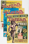 Bronze Age (1970-1979):Adventure, Tarzan Weekly Group (Byblos Productions, 1977) Condition: Average FN/VF.... (Total: 20 Comic Books)
