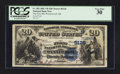 National Bank Notes:Oklahoma, Wynnewood, OK - $20 1882 Value Back Fr. 583 The First NB Ch. # (W)5126. ...