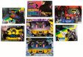 Memorabilia:Comic-Related, Batman Related Action Gear Sets Group (Various Publishers, 1990s).... (Total: 7 Comic Books)