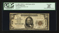National Bank Notes:Wisconsin, Beloit, WI - $50 1929 Ty. 1 The Second NB Ch. # 2725. ...