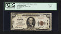 National Bank Notes:Wisconsin, Ashland, WI - $100 1929 Ty. 1 The Ashland NB Ch. # 3196. ...