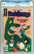 Bronze Age (1970-1979):Cartoon Character, Uncle Scrooge #166 File Copy (Gold Key, 1979) CGC NM/MT 9.8 Whitepages....