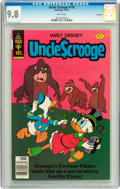 Bronze Age (1970-1979):Cartoon Character, Uncle Scrooge #170 File Copy (Gold Key, 1979) CGC NM/MT 9.8 Whitepages....
