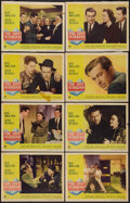 "Movie Posters:Academy Award Winners, The Lost Weekend (Paramount, 1945). Lobby Card Set of 8 (11"" X 14""). Academy Award Winners.. ... (Total: 8 Items)"