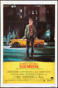 "Movie Posters:Crime, Taxi Driver (Columbia, 1976). One Sheet (27"" X 41"") Flat Folded.Crime.. ..."