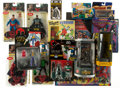 Memorabilia:Superhero, Batman Toy and Action Figure Group (1980-2008).... (Total: 17 Items)