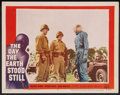 "Movie Posters:Science Fiction, The Day the Earth Stood Still (20th Century Fox, 1951). Lobby Card(11"" X 14""). Science Fiction.. ..."