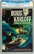 Silver Age (1956-1969):Mystery, Boris Karloff Tales of Mystery #6 (Gold Key, 1964) CGC NM 9.4Off-white to white pages....