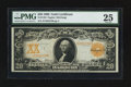 Large Size:Gold Certificates, Fr. 1183 $20 1906 Gold Certificate PMG Very Fine 25.. ...