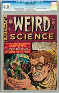 Golden Age (1938-1955):Science Fiction, Weird Science #12 (EC, 1952) CGC VG 4.0 Cream to off-whitepages....