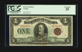 Canadian Currency: , DC-25i $1 1923B. ...