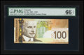 Canadian Currency: , BC-66a $100 2003. ...