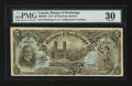 Canadian Currency: , Montreal, PQ- Banque D'Hochelaga $5 Jan. 1, 1914 Ch. # 360-22-02....