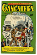 """Golden Age (1938-1955):Crime, Gangsters Can't Win #2 Davis Crippen (""""D"""" Copy) pedigree (D.S. Publishing, 1948) Condition: FN+...."""