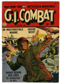 Golden Age (1938-1955):War, G.I. Combat #3 (Quality, 1953) Condition: FN....