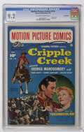"""Golden Age (1938-1955):Romance, Top Love Stories #7 Davis Crippen (""""D"""" Copy) pedigree (Star, 1952)CGC VF/NM 9.0 Off-white to white pages...."""