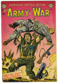 Golden Age (1938-1955):War, Our Army at War #8 (DC, 1953) Condition: VG/FN....