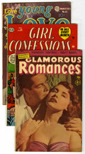 Golden Age (1938-1955):Romance, Romance Comics Group (Various, 1953) Condition: Average AverageFN-....