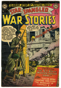 Star Spangled War Stories #132 (#2) (DC, 1952) Condition: VG+