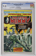 Bronze Age (1970-1979):Horror, Supernatural Thrillers #9 (Marvel, 1974) CGC NM/MT 9.8 Off-whitepages....