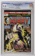 Bronze Age (1970-1979):Horror, Supernatural Thrillers #11 (Marvel, 1975) CGC NM/MT 9.8 Off-whitepages....