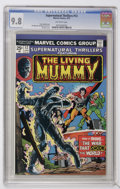 Bronze Age (1970-1979):Horror, Supernatural Thrillers #12 (Marvel, 1975) CGC NM/MT 9.8 Off-whitepages....