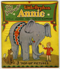 Memorabilia:Miscellaneous, Little Orphan Annie Pop-Up Book (Pleasure Books, Inc., 1935)Condition: Excellent....