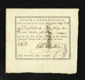 Colonial Notes:Connecticut, Hartford, CT- Pay-Table Office £39 12s April 26, 1783 ExtremelyFine. A pleasing, uncancelled issue with the signature of O...