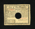 Colonial Notes:New Hampshire, New Hampshire April 29, 1780 $20 Choice About New. A lightlycirculated, problem free and well margined example of this high...