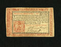 Colonial Notes:Pennsylvania, Pennsylvania April 10, 1777 12s About New. A lovely example of thismuch scarcer Red and Black type that is well signed with...