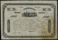 Confederate Notes:Group Lots, Ball 258 Cr. 127 $100,000 1863 Bond Fine. These bonds were filledout for the amount deposited. In this case, the Farmers Ba...
