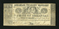 Obsoletes By State:Arkansas, Little Rock, AR- State of Arkansas $10 April 11, 1862 Cr. 58. A solid note with no paper problems to speak of. The back boas...