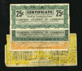 Obsoletes By State:Iowa, Iowa Depression Scrip.. Clarinda, IA- Chamber of Commerce 25¢; $1;$5 Apr. 10, 1933 VG or better. Mason City, IA- ... (Total: 4 notes)