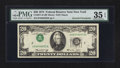 Error Notes:Inverted Third Printings, Fr. 2071-B $20 1974 Federal Reserve Note. PMG Choice Very Fine 35EPQ.. ...