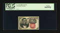 Fractional Currency:Fifth Issue, Fr. 1266 10¢ Fifth Issue PCGS Gem New 66PPQ.. ...