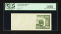 Error Notes:Blank Reverse (<100%), Fr. 2075-E $20 1985 Federal Reserve Note. PCGS Very Choice New64PPQ.. ...