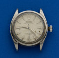 Timepieces:Wristwatch, Rolex Ref. 6084 Steel Oyster Perpetual For Restoration, circa 1955. ...