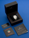 Timepieces:Wristwatch, Tag Heuer Gent's Steel Carrera Automatic. ...