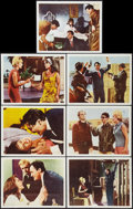 "Movie Posters:Action, The Spy in the Green Hat (MGM, 1967). International Lobby Cards (7)(11"" X 14""). Action.. ... (Total: 7 Items)"