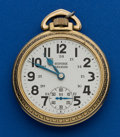Timepieces:Pocket (post 1900), Bedforde Railroad ( Swiss) 21 Jewel Pocket Watch. ...